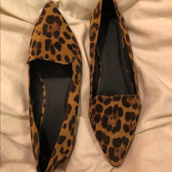 690774c93e1 ASOS Shoes - ASOS leopard print loafers